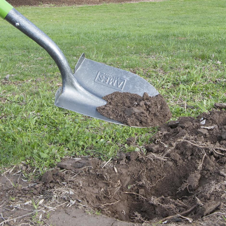 D Handle Digging Shovel Ames