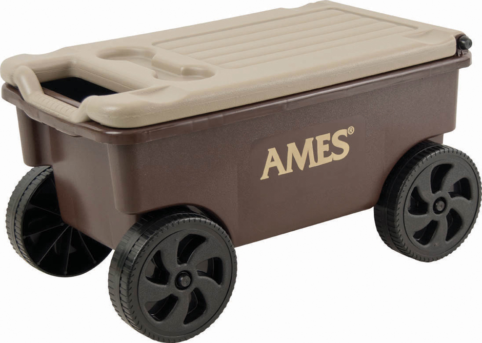 Garden Cart Replacement Parts : Lawn buddy cu ft cart ames
