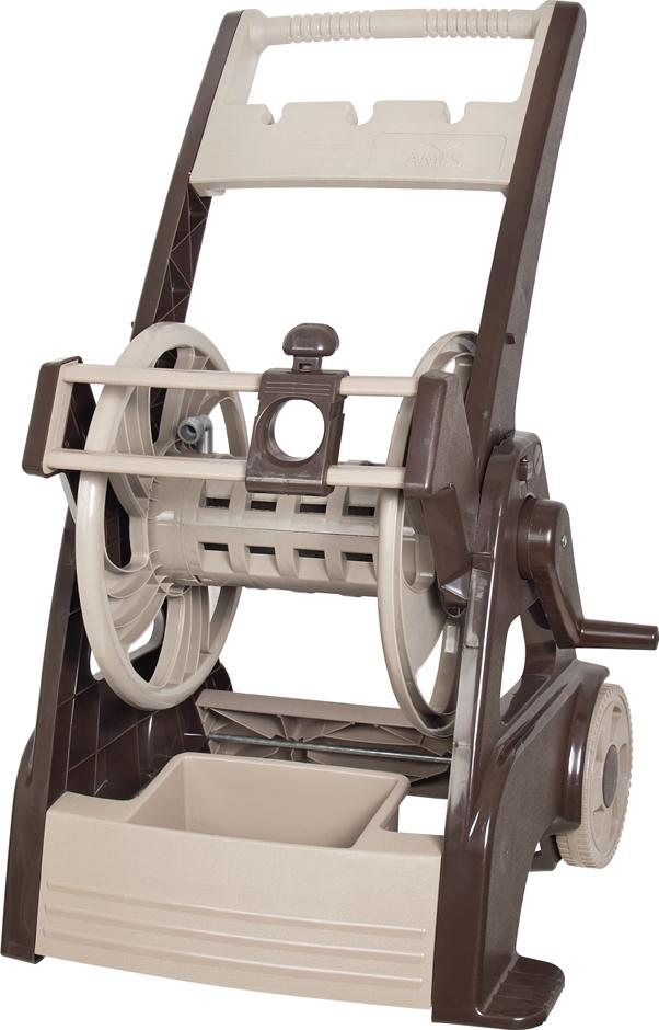 Ames NeverLeak® 250' Hose Cart with Hose Guide