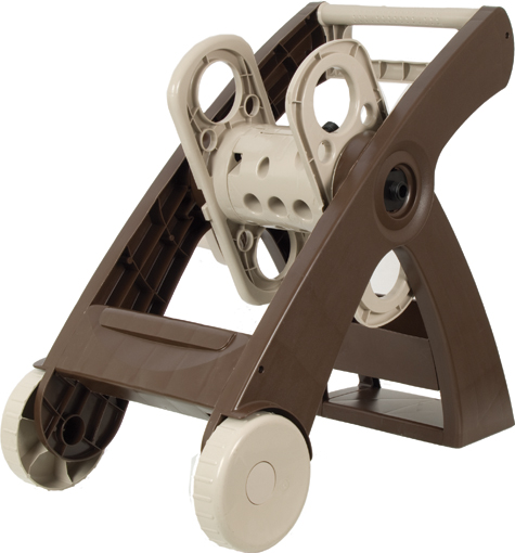 Ames  175' Fold & Store® Hose Cart