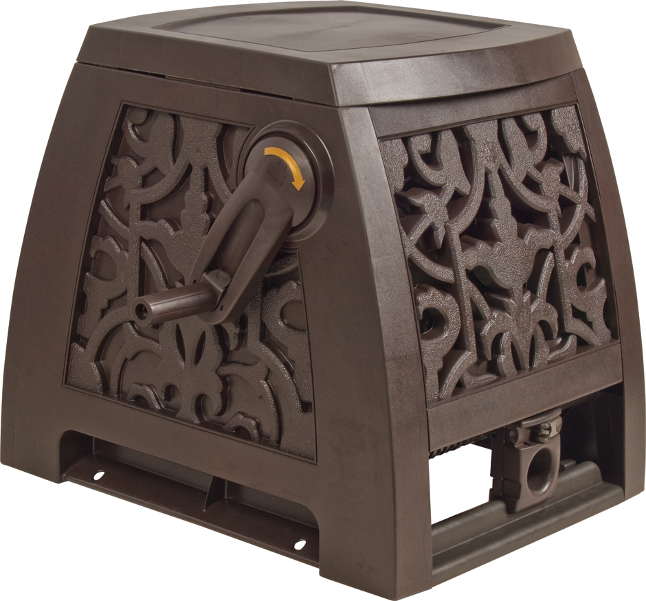 Ames  225' NeverLeak® Auto-Track® Designer Series Hose Cabinet