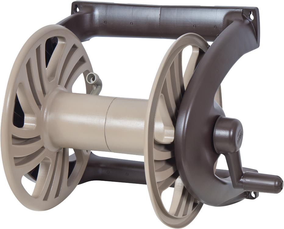 Ames NeverLeak® Poly Wall Mount Hose Reel