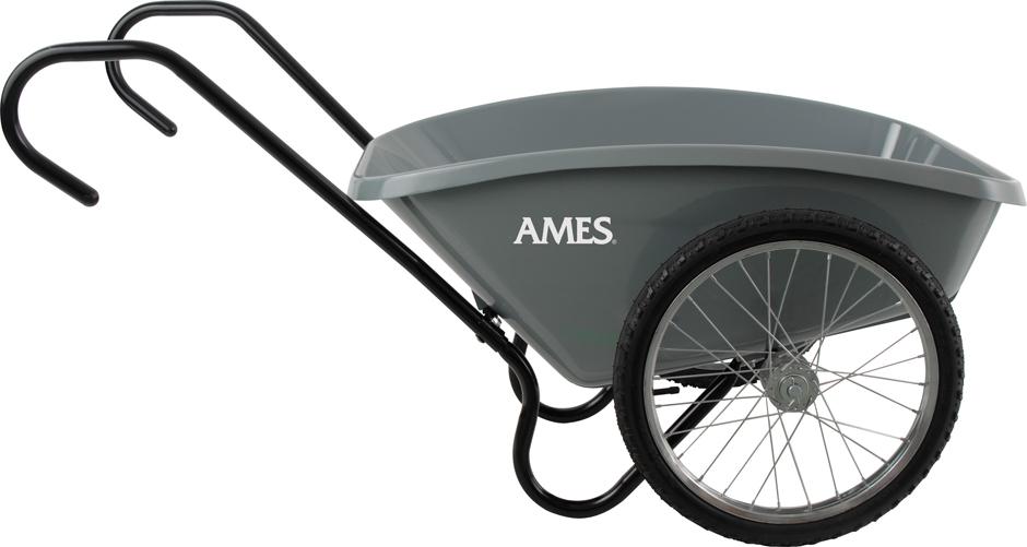 Ames  Total Control 5 cuft Garden Cart