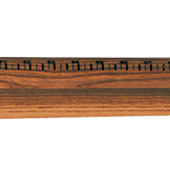 North American hardwood handle for strength and durability