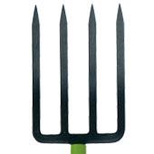 forged 4-tine head