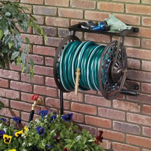 Metal Wall Mount Hose Reel